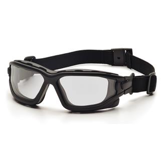 Pyramex Clear H2X Anti-Fog I-Force Goggles