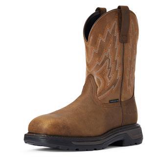 Ariat Big Rig Composite Toe Boots