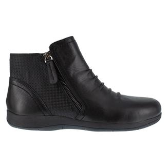 Rockport Works Daisey Side-Zip Alloy Toe