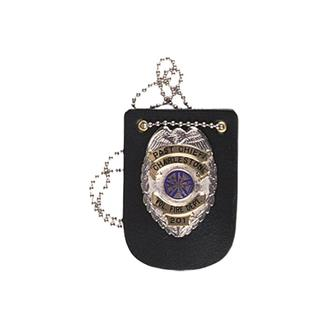 Gould & Goodrich Undercover Badge Holder Black