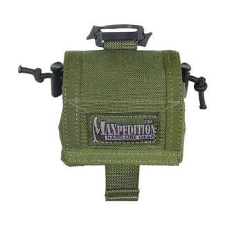 Maxpedition Rollypoly Folding Dump Pouch Olive Drab