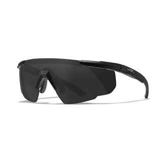 Wiley X Saber Advanced Matte Black (frame) - Smoke Gray (1 Lens)