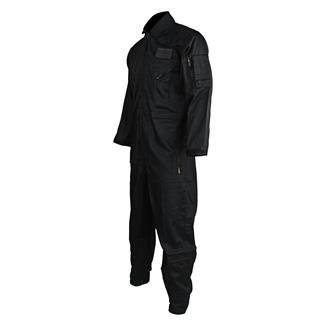 TRU-SPEC Poly / Cotton Twill 27/P Flight Suits Black