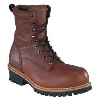 "Florsheim 9"" Lumberjack ST WP Brown"