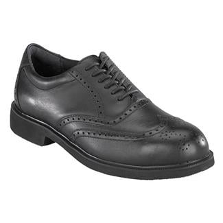Rockport Works DresWorks Dress Wing Tip Black