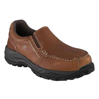 Rockport Works Extreme Light Casual Slip On CT Brown