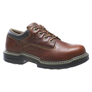 Wolverine Raider Oxford ST Brown