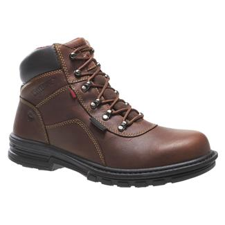 """Wolverine Meteor 6"""" Fusion 180 WP ST Brown"""