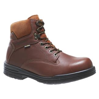 "Wolverine 6"" Durashocks Brown"