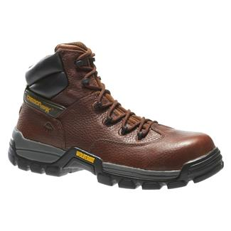 "Wolverine 6"" Guardian CT Brown"