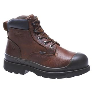 "Wolverine 6"" Lawson ST Brown"