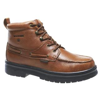 Wolverine Moc-Toe Chukka ST Brown