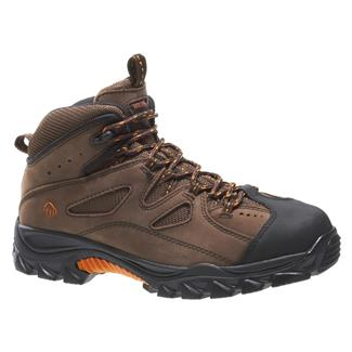 Wolverine Hudson Hiker ST Dark Brown / Black