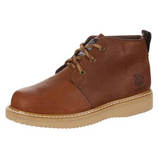 Georgia Farm And Ranch Wedge Chukka Brown