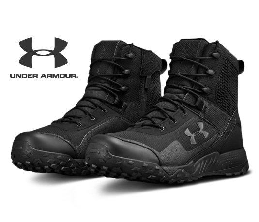 Under Armour Valsetz RTS 1.5 Side-Zip Boots