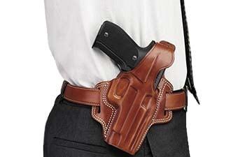 Gexgune Tactical Right CQC Pistolera Holster Ocultamiento Militar Cintur/ón Cintur/ón Loop Paddle Holster 4 Modelos 2 Colores Opcionales