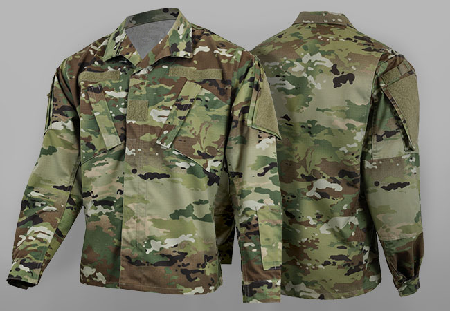 0b8395342a9 OCP Uniform (Scorpion W2). New Operational Camouflage Pattern for the U.S  Air Force ...