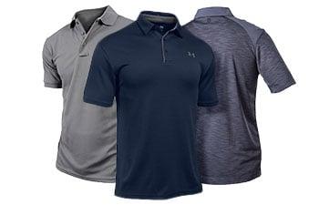Short Sleeve Polos ...