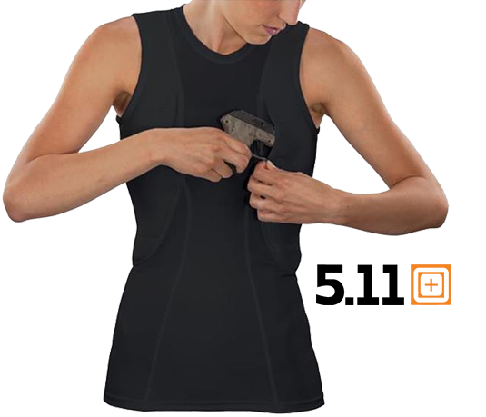 5.11 Sleeveless Holster Shirts