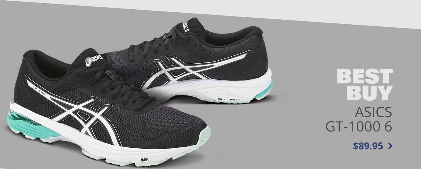 Best Buy: ASICS GT-1000 6