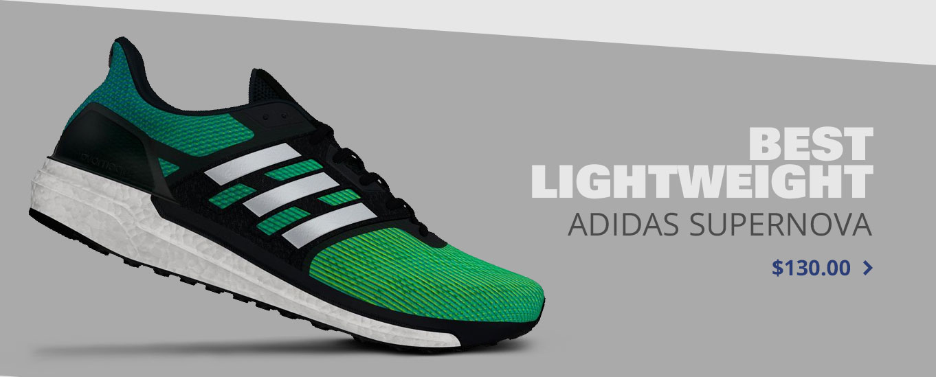 Best Lightweight: Adidas Supernova