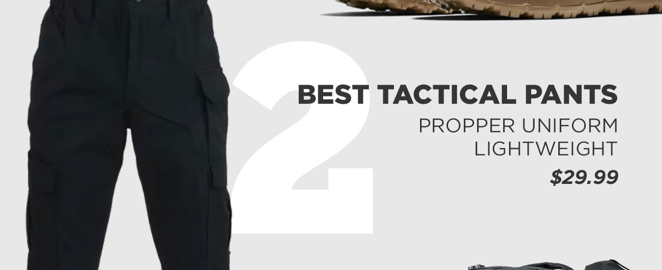 Best Tactical Pants