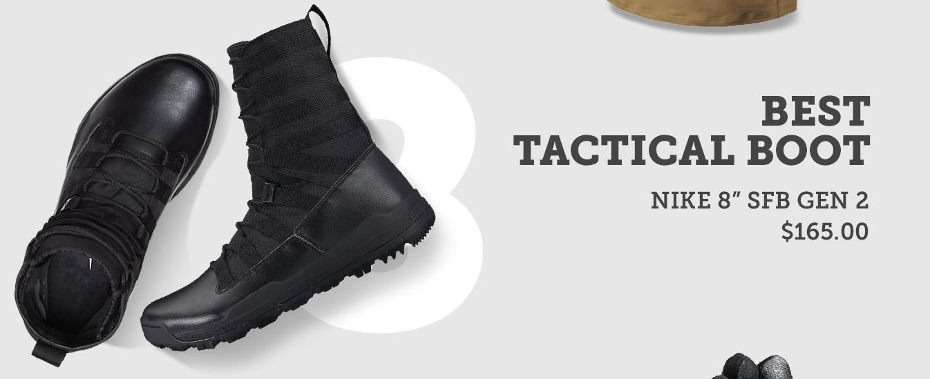 Best Tactical Boot