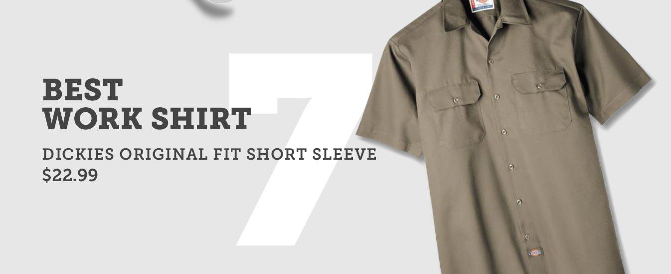 Best Work Shirt
