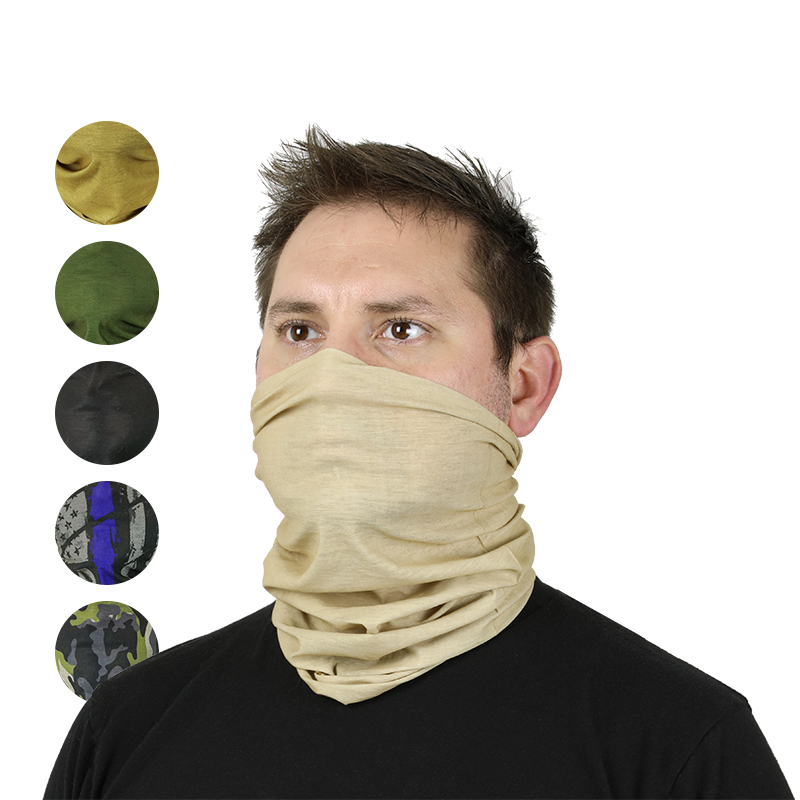 Mission Made Neck Gaiters