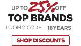Up to 20% Off Top Brands