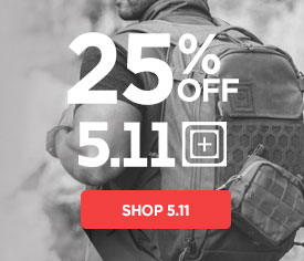 25% Off 5.11 Tactical