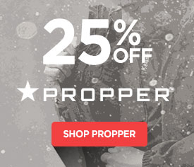 25% Off Propper