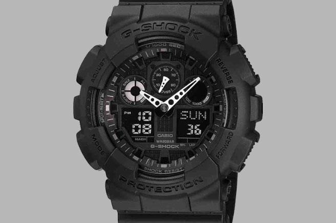 Casio Tactical G-Shock