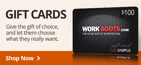 WorkBoots.com Gift Cards