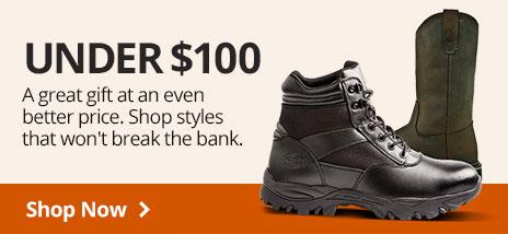 Work Boots Under $100