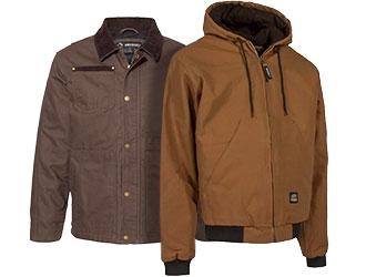 Shop Work Jackets