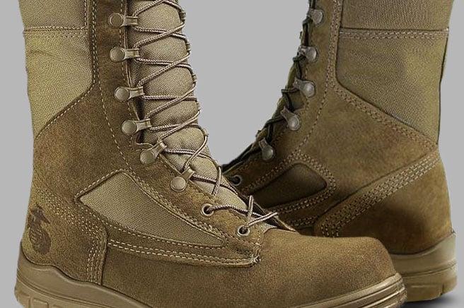 Bates USMC Lightweight Durashocks Boots