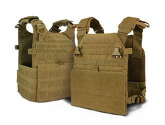 Military Plate Carriers