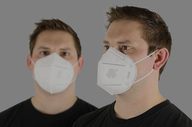 KN95 Respirators (10 pack)