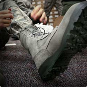 Military Boot Resources