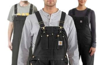 Shop Coveralls & Overalls