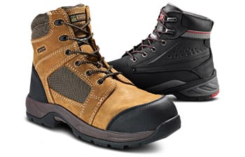Shop Safety Toe Work Boots