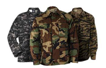 Shop Uniforms