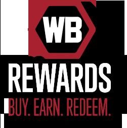 WB Rewards. Buy. Earn. Redeem.
