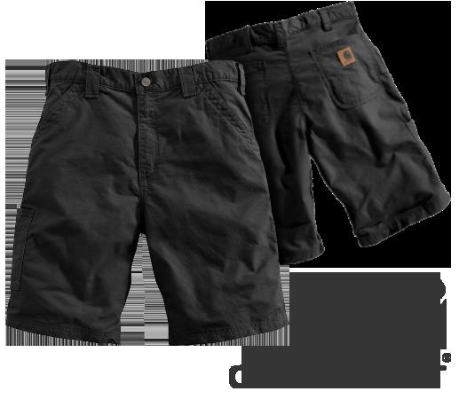 Carhartt Canvas Work Shorts