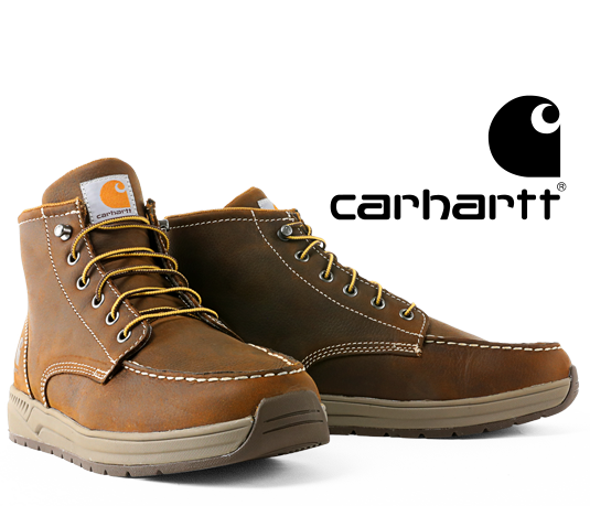Carhartt Lightweight Wedge Boots