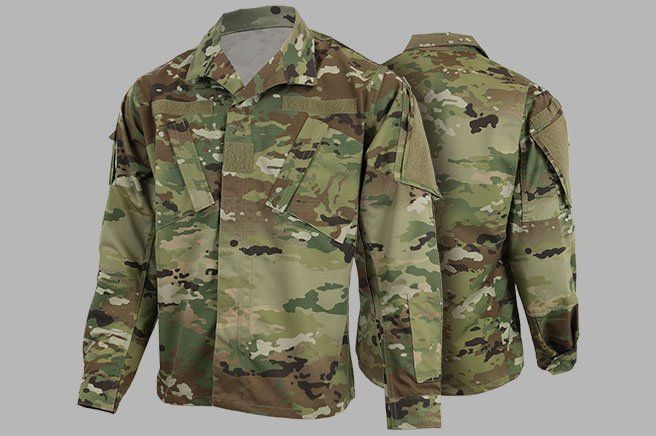 Propper Nylon / Cotton OCP Uniform Coat
