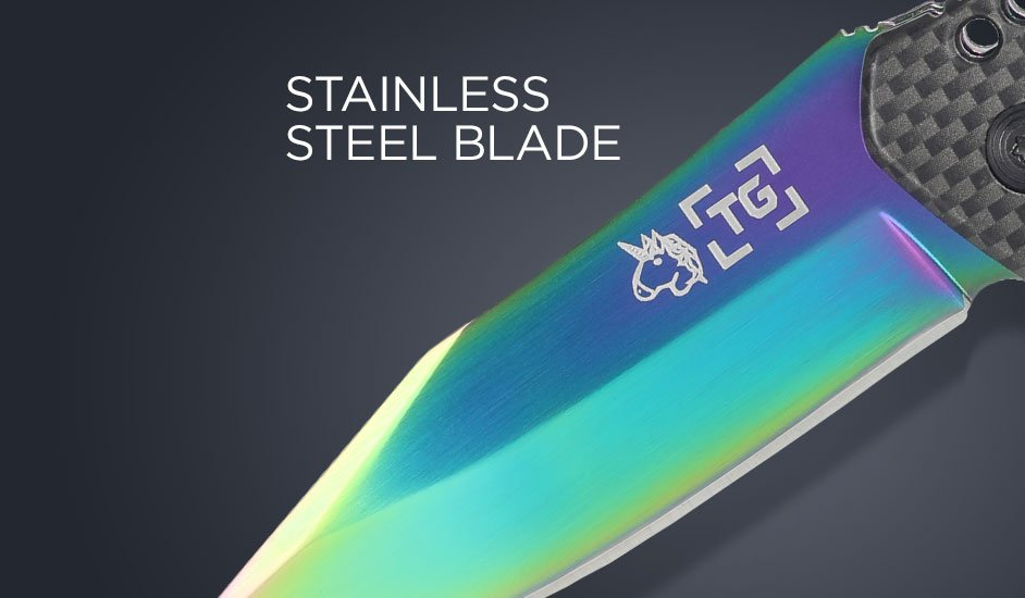 TG Tactical Unicorn Stainless Steel Blade
