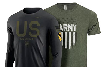 Army Graphic T-Shirts