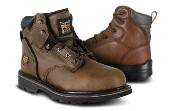 Steel Toe Work Boots